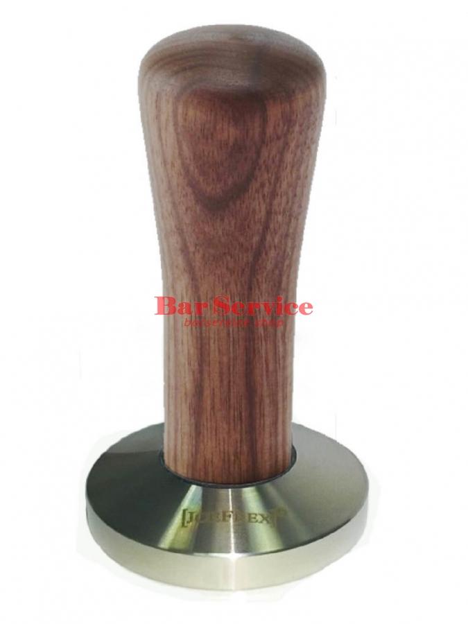 Темпер JoeFrex D58 Classic Short, орех, плоский сталь в Иркутске