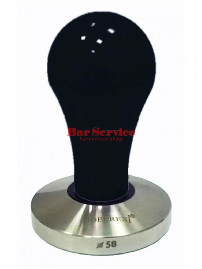 Темпер JoeFrex D58 Pop черный плоский сталь в Иркутске