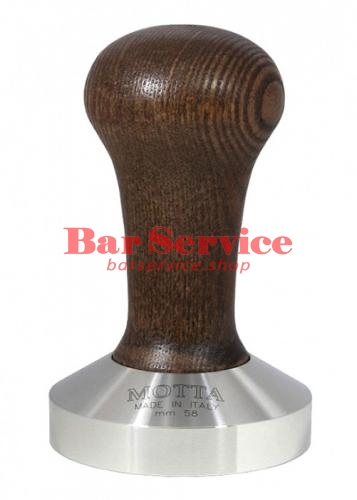 Темпер Мотта 58 мм. (выпуклый) с деревянной ручкой в Иркутске
